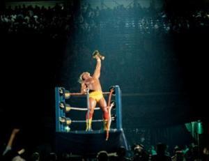 P2- Hulk Hogan llega al ring en WrestleMania III